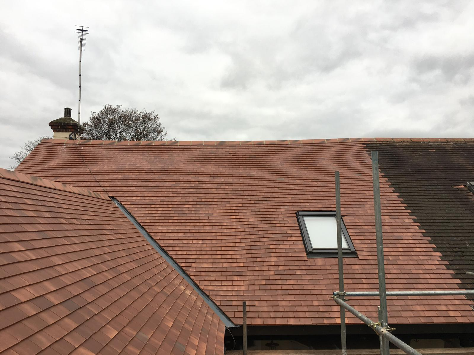 Roofing in Essex